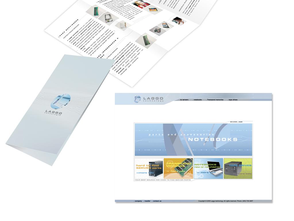 Folder e Website.
