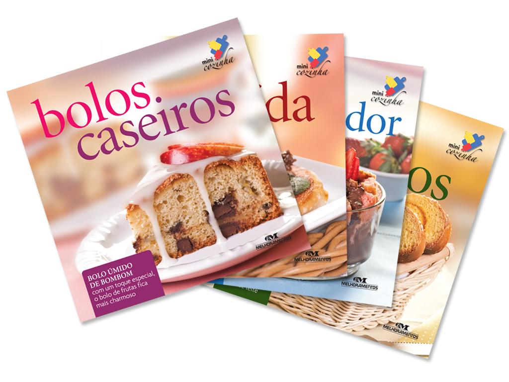 Projeto Gráfico de Capa e Miolo da coleção (editora Melhoramentos).