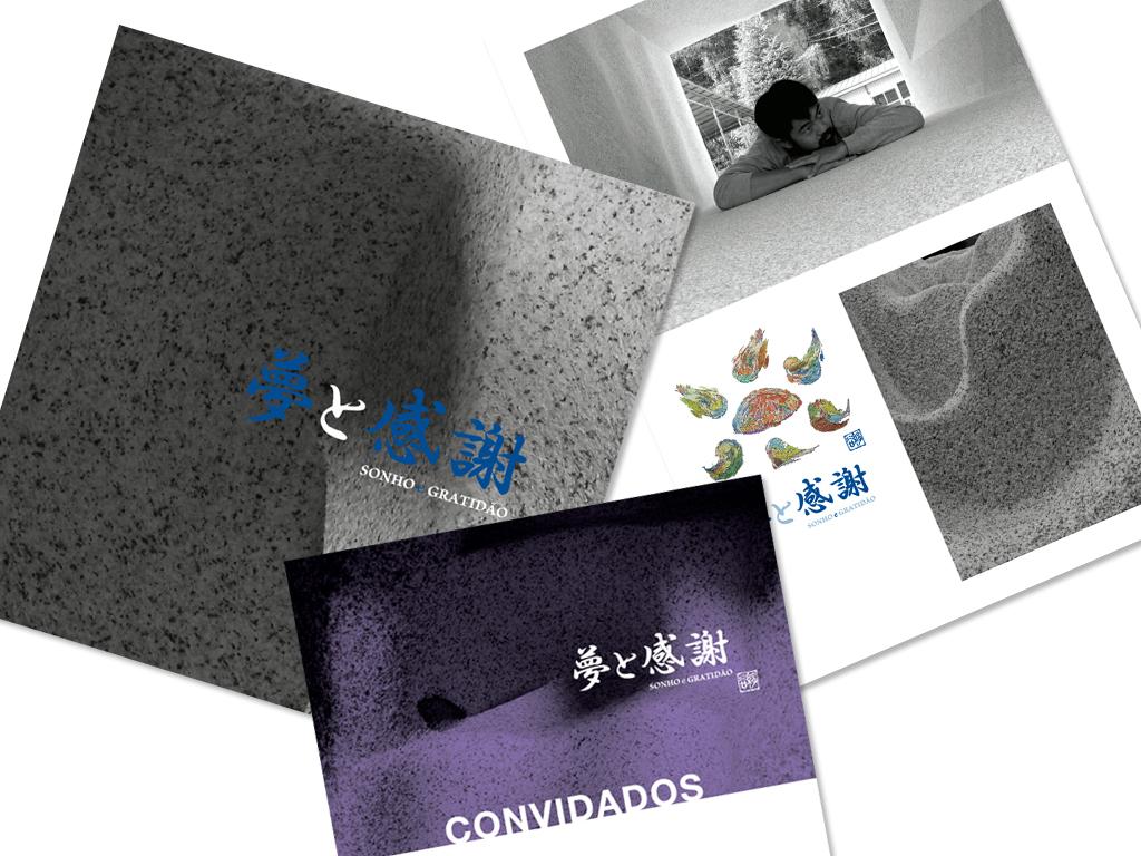 Logo, Identidade Visual e Peças Gráficas (Folder, Cartaz, Crachá, Convite).