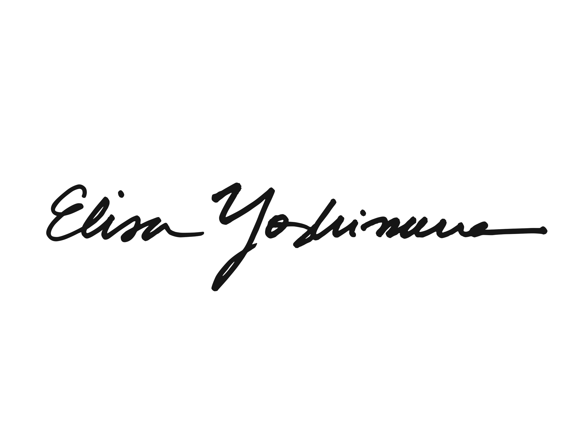 Logo/assinatura.