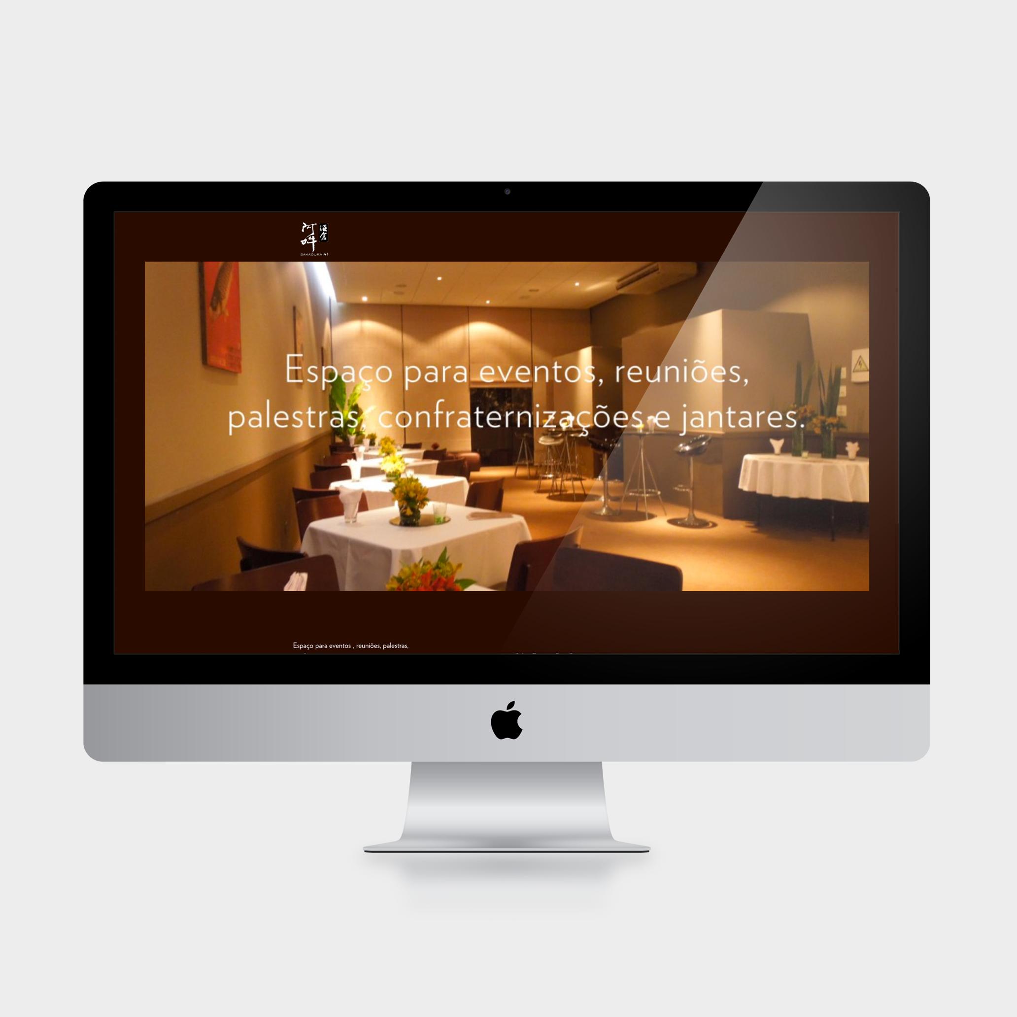 Website com integração do sistema WordPress (acesse o site clicando aqui).